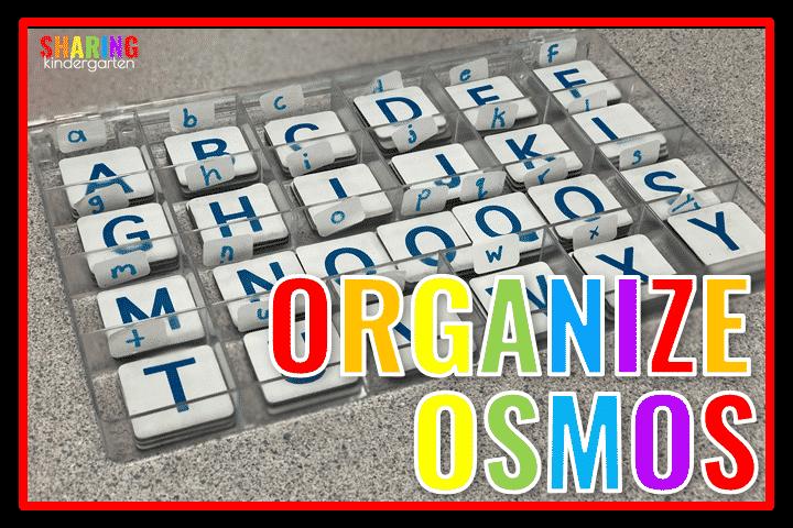 Organize Osmos