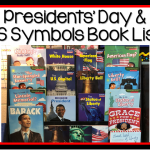 Presidents & US Symbols Book List