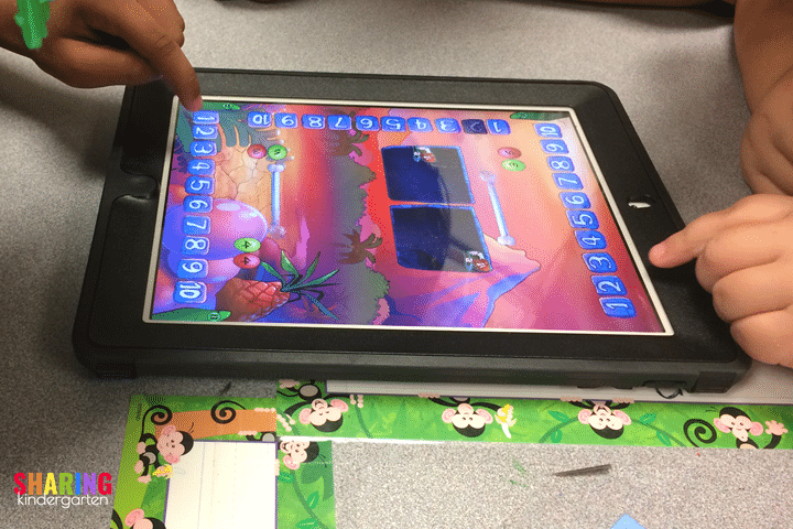 Engagement Moments in Math: Technology to Teach
