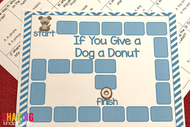 If You Give a Dog a Donut.