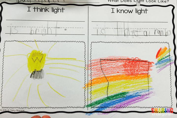 Lights activity
