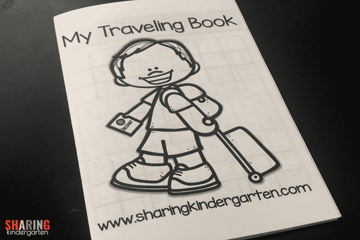 picture about Printable Freebie named Freebie Printable for Touring with Little ones - Sharing Kindergarten