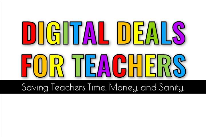 Digital Deals for Teachers Facebook Page