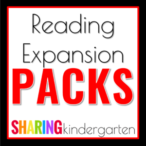 Reading Expansion Packs