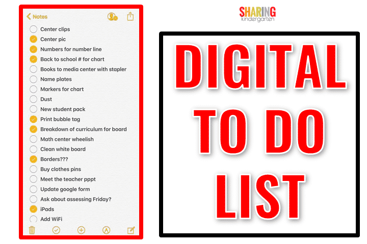 Digital To Do Lists