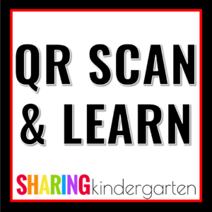 QR Scan & Learn