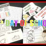 Easy Prep and Learning Filled 50th Day of School