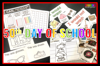 Easy to Prep 50th Day Activities