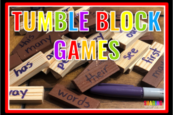 Tumble Block Games