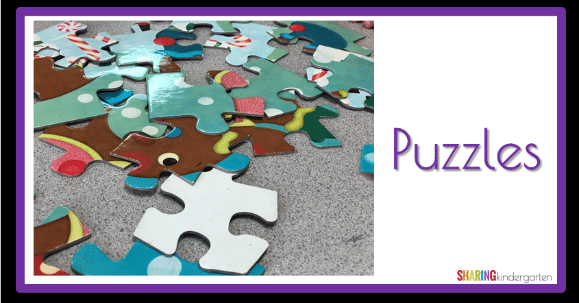 Integrating Puzzles