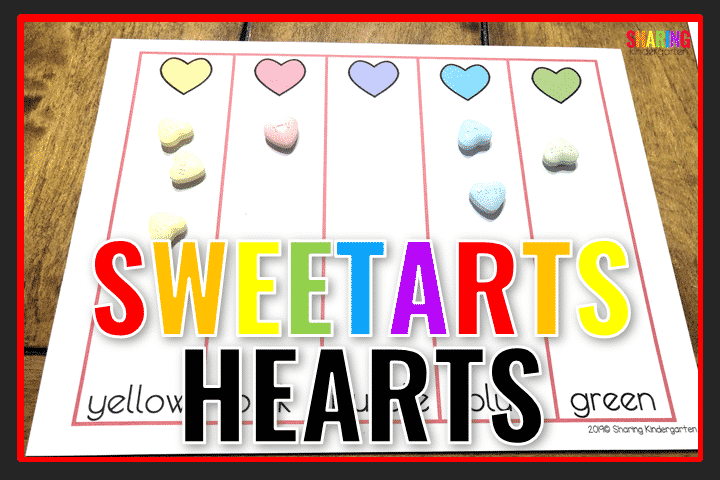 Simple & Fun SweeTart Heart Math