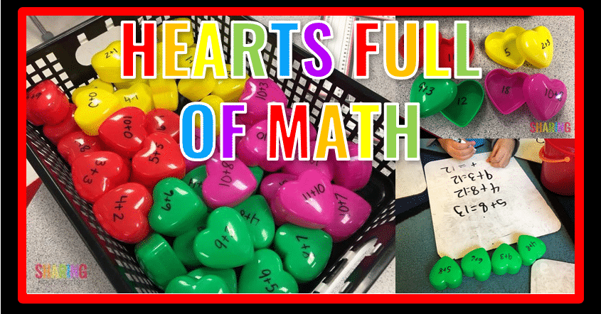 Our Hearts full of math
