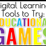 Educational Games: Digital Learning Tools