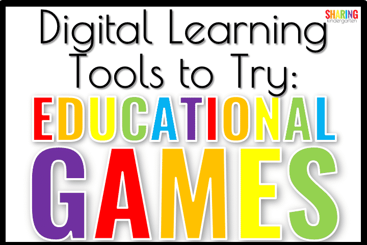 Educational Games: Digital Learning Tools to Try
