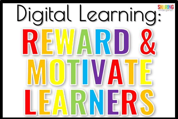 Lets talk about some fun and unique ways to reward and motive learners in a digital learning environment