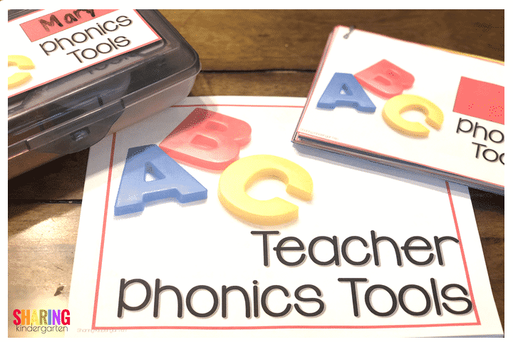 Teacher and student phonics tools for distance and hybrid learning.