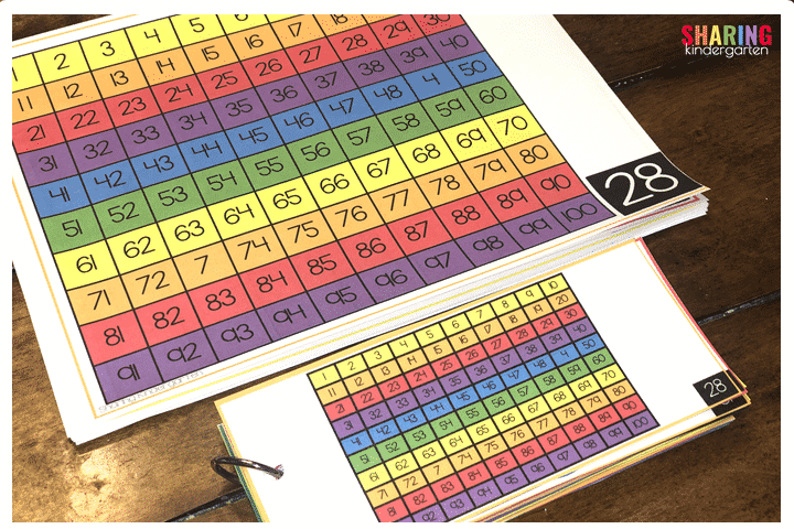 Teacher versions MATCH the student versions of math tools.