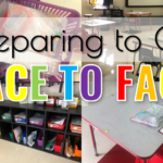 Preparing for Face to Face Learning In Kindergarten