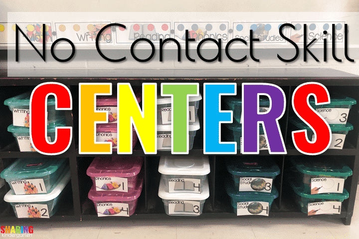 How to make and manage no contact skill centers.