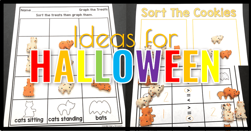 Ideas for Halloween Fun! Grab these cookies and the free printables.