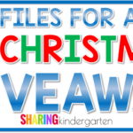 12 Files for After Christmas Giveaway