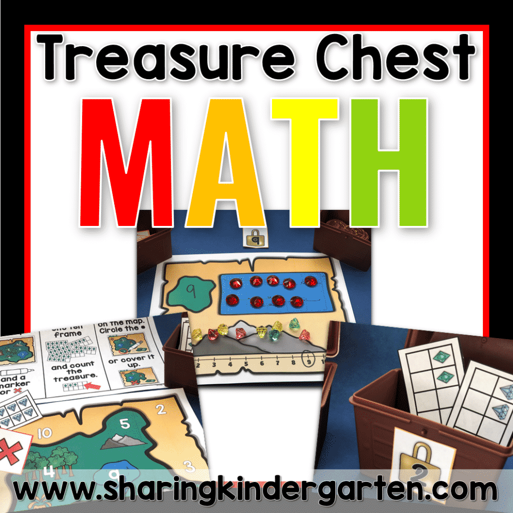 Treasure Chest Math