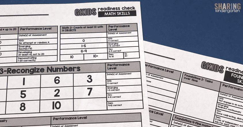 GKIDS Readiness Checklist for individual students is a free download for you to grab.