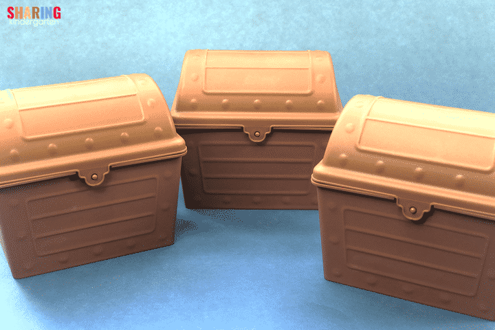 Grab these treasure chests from Target Dollar Spot.