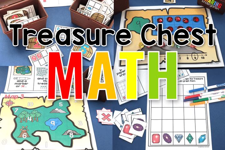 Treasure Chest Math Activities