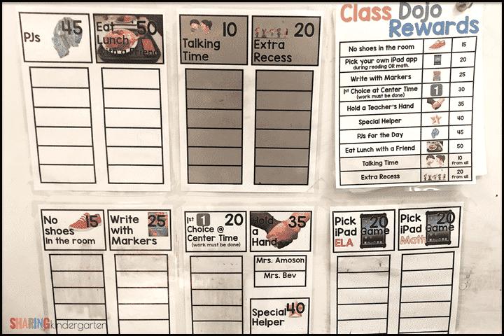 w to Use Class Dojos to Redeem Points