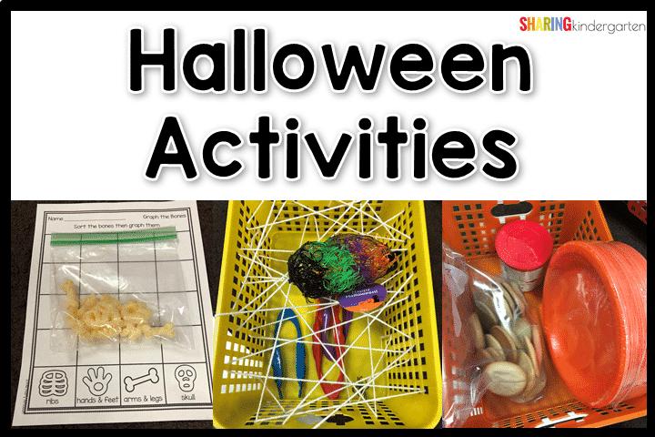 Halloween Party Ideas for Kindergarten