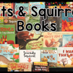 Books About Nuts & Squirrels