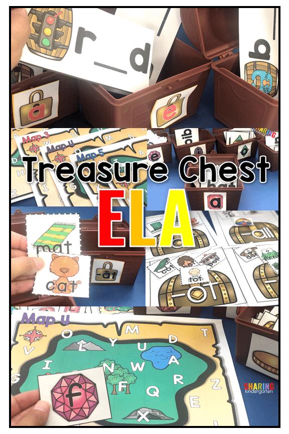 Treasure Hunt ELA